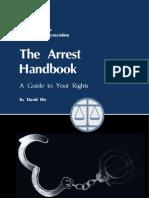 The Arrest Handbook