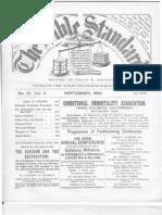 The Bible Standard September 1882