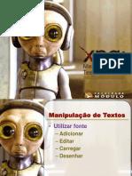 Manipulação de Texto e Áudio XNA