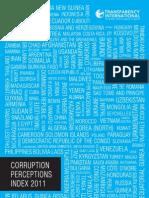 TI CPI 2011 Report