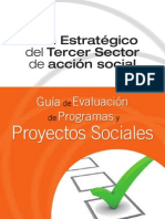 Guía de Evaluación de Programas y Proyectos Sociales