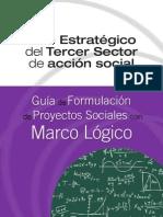 Guía de Formulación de Proyectos Sociales