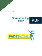 Bases Liga 2012