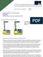 Densímetros Nucleares Troxler 3430 y 3440 - Mecánica Científica, S.A