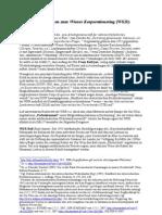 Informationen zum Wiener Korporationsring (WKR)  (AuA! 2008)