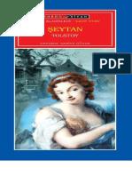 Seytan - Lev Nikolayevic Tolstoy - Bordo Siyah Ya