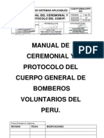 Manual de Ceremonial y Protocolo