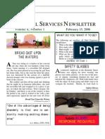 Bulletin for LGS