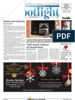 Southwest Spotlight - December 2011
