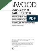 KAC-PS811D