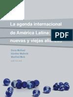 La Agenda Internacional America Latina