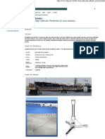Dock and Jetty Cathodic Protection Case Study