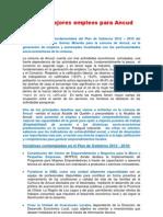 Documento Mas y Mejores Empleos Para Ancud