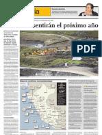 Suspensión de proyecto minero impactará en la economía del país