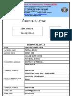 Blank Format_ CV