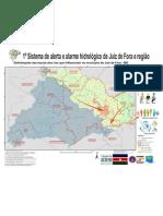 Sistema de Alerta e Alarme Hidrológico de Juiz de Fora e região