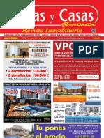 Revista Casas y Casas DICIEMBRE 2011