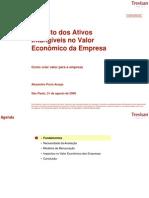 Alexandre - Seminário Trevisan - Ativos Intangíveis