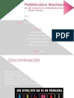 Expo Tics Discriminacion