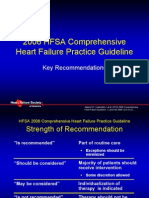 Key Recommendations Guidelines
