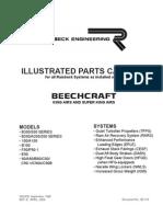 Raisbeck King Air Parts Manual 85-119-D_O