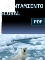 Alberto Mendes Calentamiento Global Presentacion