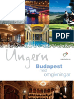Ungern Budapest med omgivningar