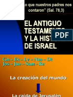 Antiguo Test Amen To e Historia de Israel 2011