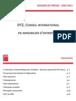 Dossier de Presse DTZSIMI 2011