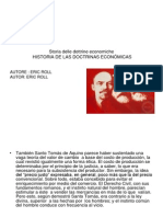 Historia de Las Doctrinas Economic As Eric Roll Italiano Parte 27