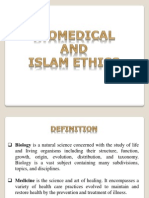 Biomedic and Islam