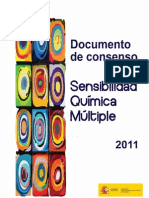 Documento de Consenso Sqm 2011