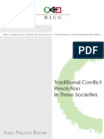 Ashkenazi & Grebe 2009 - Traditional Conflict Resolution PDF