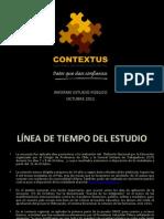 Estudio Regional Octubre 2011 Contextus