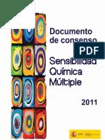 Documento de Consenso Sqm 2011