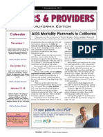 Payers & Providers California Edition – Issue of December 1, 2011