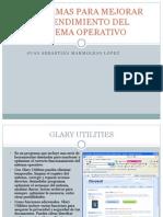 Programas Para Mejorar El Rendimiento Del Sistema Operativo