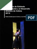 Convocatoria FECA 2012