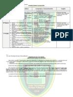 Temario Examen admision