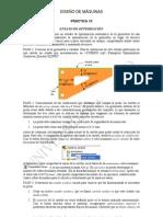 PRACTICA 10 Cartela Optimizacion FEM