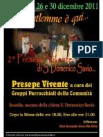 Presepe Vivente di S. Domenico Savio
