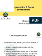 4 Political Implication