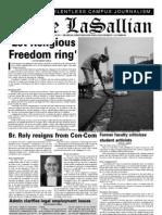 The LaSallian (October 2005)