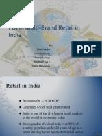 FDI in Multi