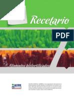 Recetario Alimentos Biofortificados