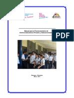 Manual Para El Funcionamiento de Los Centros Privados 2010