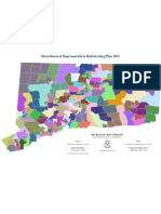 Connecticut House Redistricting Plan 2011