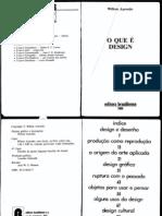 Livro_O_Que_é_Design