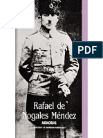 De Nogales Mendez Rafael - Memorias 2