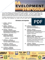 Lake Texoma Symposium (April 2009)